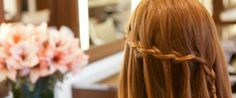How To Waterfall Braid Your Hair In 8 Easy Steps (VIDEO)