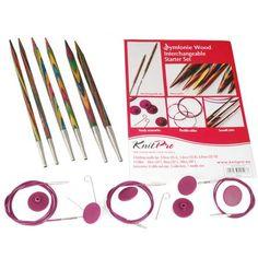 Knitpro Symfonie Interchangeable Starter Needle Set | Hobbycraft