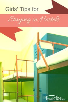 Important tips for girls staying in hostels.