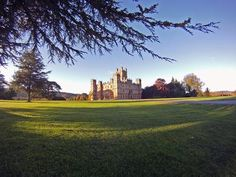 """Visit the Real """"Downton Abbey"""""""