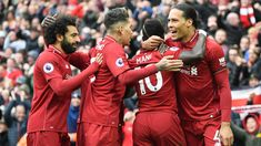 Thanks to Sadio Mane and a wonder goal from Mo Salah, Liverpool regained the top spot in the Premier League with a win. Liverpool Champions, Premier League Champions, Liverpool Vs Chelsea, Liverpool Fc, Salah Liverpool, Sadio Mane, Liverpool Transfer, Lionel Messi Barcelona, Photography