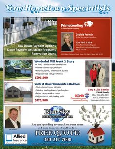 PrimeLending Remax Results Blue Sky Benefit Solutions