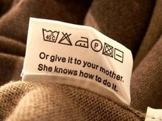 Hilarious Clothing Labels! 4 - https://www.facebook.com/different.solutions.page