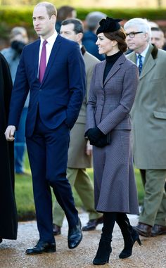 Sweet Suit from Kate Middleton's Mommy Style  The Duchess' Michael Kors suit is the perfect look for a somber service commemorating the Gallipoli Campaign.