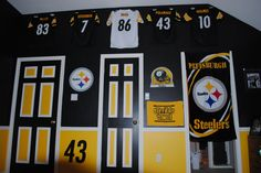 Steeler bedroom in Texas - Richmond, Texas, WTAE Channel 4 Photo - u local, Your Pittsburgh Photos & Videos