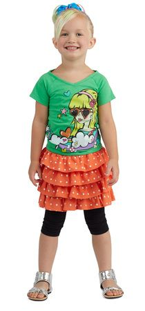 Candy Girl Dots Outfit! #cute #ootd #fashion #kids #girls