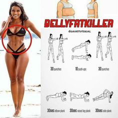 The belly fat killer workout! Will you try it?  .  Follow @fitness4bosses Tag a friend - Like - Save ✨ . Fitness Daily and more . …