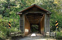 Middle Road Covered Bridge | Ashtabula County, Ohio