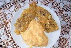 Corn flakes-es - gombaszószos hús | NOSALTY – receptek képekkel