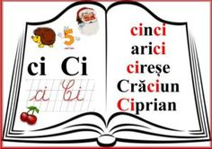 grupurile de litere - grupul CIGrup litere CI Activities For Kids, Crafts For Kids, Kids Education, First Grade, Classroom Decor, Coloring Pages, Homeschool, Teaching, Google