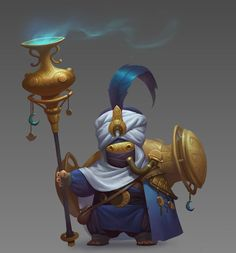 Discover The Art of Tooth Wu, a Chinese Concept Artist & Illustrator, based in Honk Kong, working at Riot Games. Game Character Design, Character Design References, Character Design Inspiration, Character Concept, Character Art, Concept Art, Cute Characters, Fantasy Characters, Arte Horror