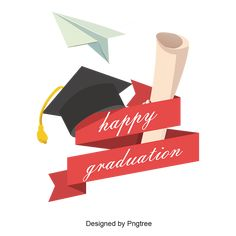 Happy graduation season PNG and Vector Graduation Logo, Graduation Photos, Pop Up Frame, Flower Frame Png, Beautiful Arabic Words, Grad Parties, Printable Cards, Congratulations, Clip Art