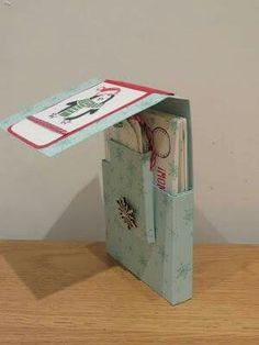 Card and tag holder