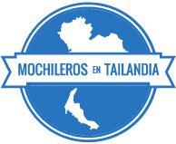 logotipo Mochileros en tailandia