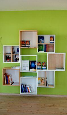 Arztzimmer Regale  www.einrichtungsideen.net