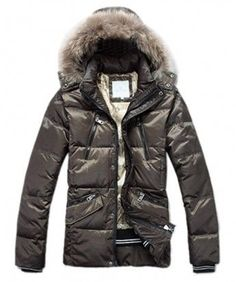 b5f0052e0f11 Moncler Top Quality Down Jackets For Men Multi Zip Style Army Green Moncler  Jacket Mens,