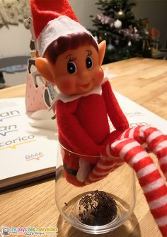 Les farces de notre lutin de Noël (Tradition Elf on the Shelf)