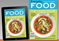 This freebie is back again if you missed it the last few times… Hurry on over here to snatch up a FREE subscription to Everyday Food Magazine, a new magazine from the kitchens of Martha Stewart Living, courtesy of Rewards Gold. Be sure to request yours now as these free offers never last long. (Thanks, [...]