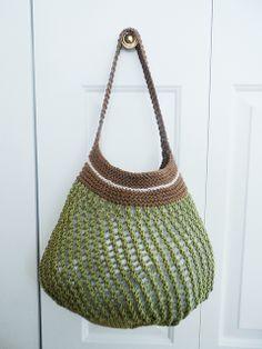 Ravelry: cbass' My Grryfriend Market Bag
