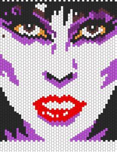 sandylandya@outlook.es Elvira Bead Pattern