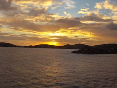 Sunset, St. Thomas, USVI Us Virgin Islands, St Thomas, Round Trip, The St, Places Ive Been, Caribbean, Journals, Sailing, Cruise