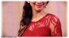 Indian Youtuber Fashion Haul - Vero Moda Dress