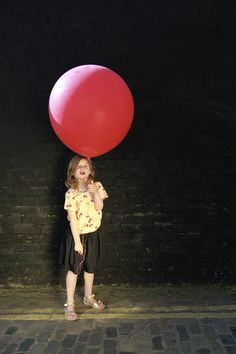 red balloon girl.