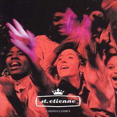 Saint Etienne Casino Classics Album Cover