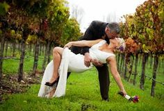 Romance in the vineyards