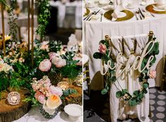 Blush Tones in Rustic Woodland-themed Wedding at Le Meridien Kuala Lumpur - The Wedding Notebook magazine Wedding Notebook, Rustic Theme, Kuala Lumpur, Love Story, Woodland, Aesthetics, Colours, Table Decorations, Pretty