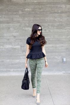 Fall fashion; Military style, normally i HATE military style, but, i must admit this look cute