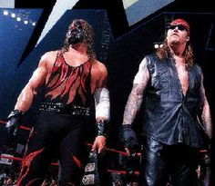Undertaker and Kane (The Brothers of Destruction)