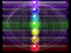 """Full Chakra Restoration Cleansing [Original Version with Enya's """"Portrait out of the blue"""" ] Meditation Methods, Reiki Meditation, Meditation Music, Mindfulness Meditation, Guided Meditation, Relaxing Gif, Relaxing Music, Sound Healing, Qigong"""