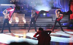 William Levy (far left) from Dancing With The Stars **He should have WON!!**