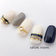 Ideas Fails Diy Designs Ongles For 2019 Cute Nail Art, Cute Nails, Pretty Nails, Nail Art Kit, Nail Art Hacks, Japan Nail, Uñas Fashion, Japanese Nail Art, Striped Nails