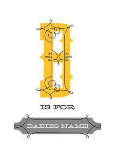babies name free printable