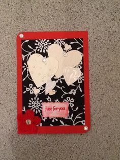 Valentine's daycard
