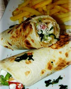 Easy and Fast #Tortilla #Wraps 15 Tortilla Wrap Recipes | All Yummy #Recipes