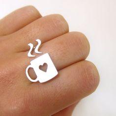 coffee ring !