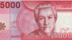 Banknote: Chile Note 5000 Pesos 2012 Polymer Serial Ab P New Unc - Financializer Store Chile, Custom Labels, Coin Collecting, I Got This, Abs, How To Get, Stamp, Wallpaper