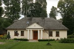 Lany, Traditional House, Modern Architecture, Exterior, Manor Houses, Country Houses, Cabin, House Design, Rustic