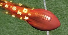 Social Media Channels Star in Starting Lineup for Super Bowl 50