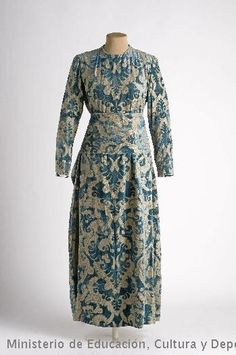 Dress Mariano Fortuny Museo del Traje