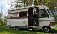 Travel in time, our motorhome, mercedes-benz hymermobil, eriba
