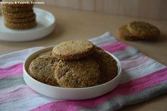 Μπισκότα Archives - Miss Healthy Living Waffles, Healthy Living, Birthday Cake, Cupcakes, Yummy Food, Cookies, Breakfast, Desserts, Recipes