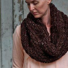 UNITY - Women's Cowl Knitting Pattern