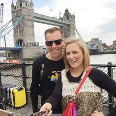 We whipped out the selfie stick today at Tower Bridge! #strousehouseadventures