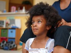 Make Hairstyling Fun for Little Kids: Take Your Time