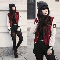 Rachel-Marie Iwanyszyn - Twice Jacket - WISH THAT I COULD BE LIKE THE COOL KIDS.