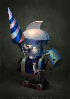 Knight by zinph1212.deviantart.com on @deviantART
